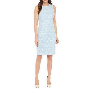 CALVIN KLEIN Compression Shift Dress Career Wear